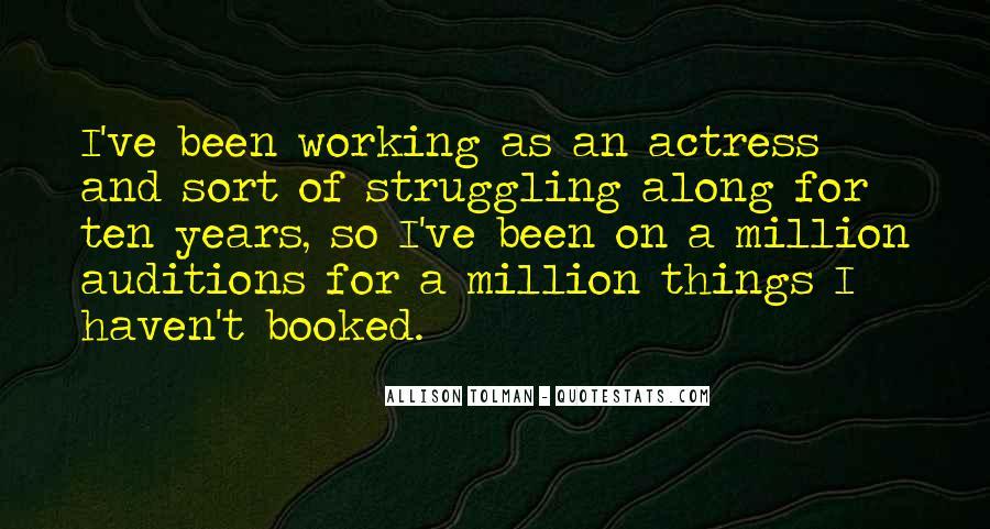 Allison Tolman Quotes #1827517
