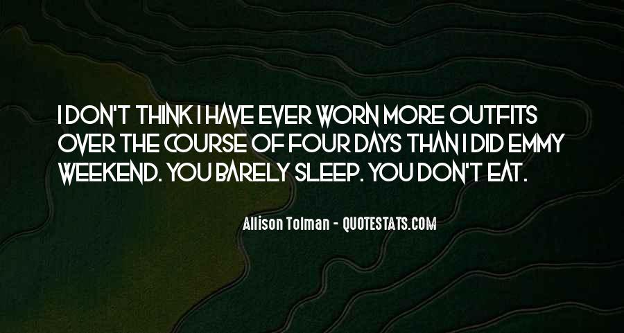 Allison Tolman Quotes #1877166