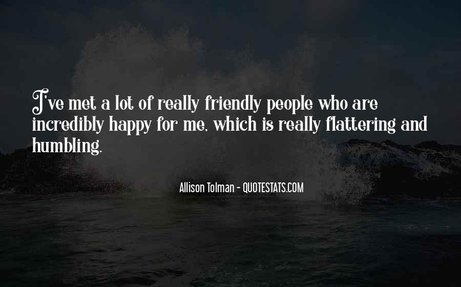 Allison Tolman Quotes #1879450