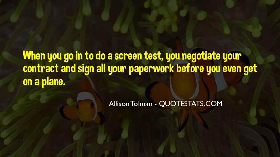Allison Tolman Quotes #246947