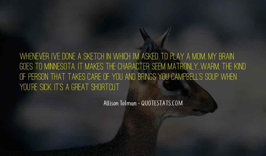 Allison Tolman Quotes #261117