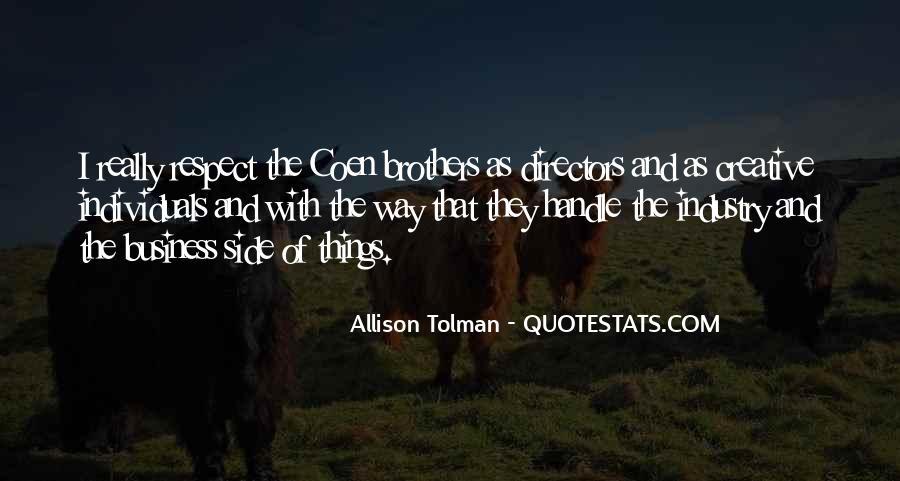 Allison Tolman Quotes #348174