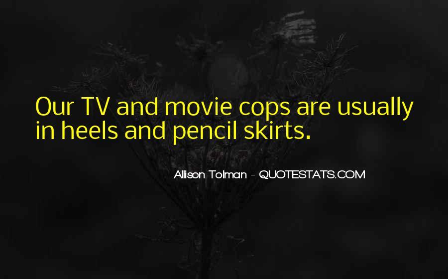 Allison Tolman Quotes #445795