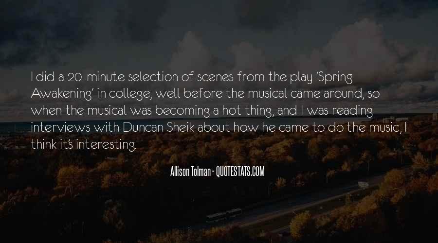 Allison Tolman Quotes #919110