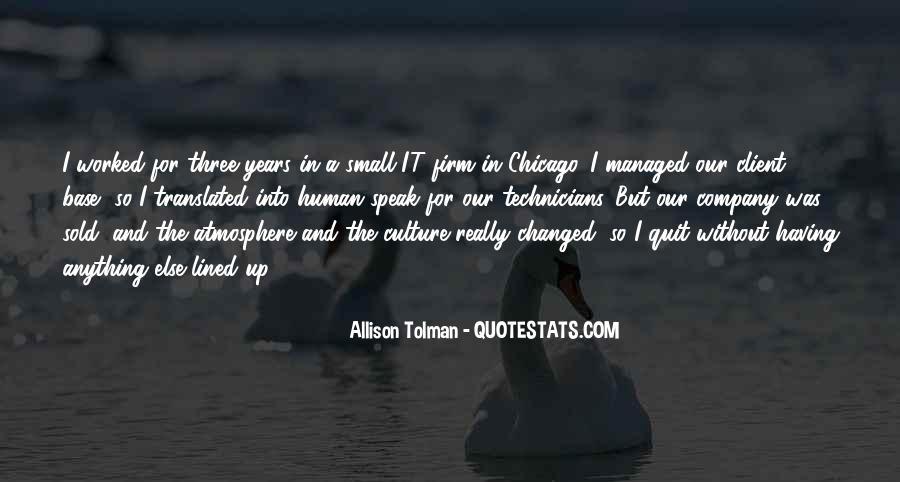 Allison Tolman Quotes #936604