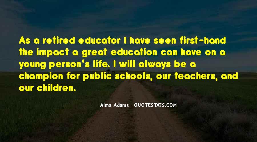 Alma Adams Quotes #521060