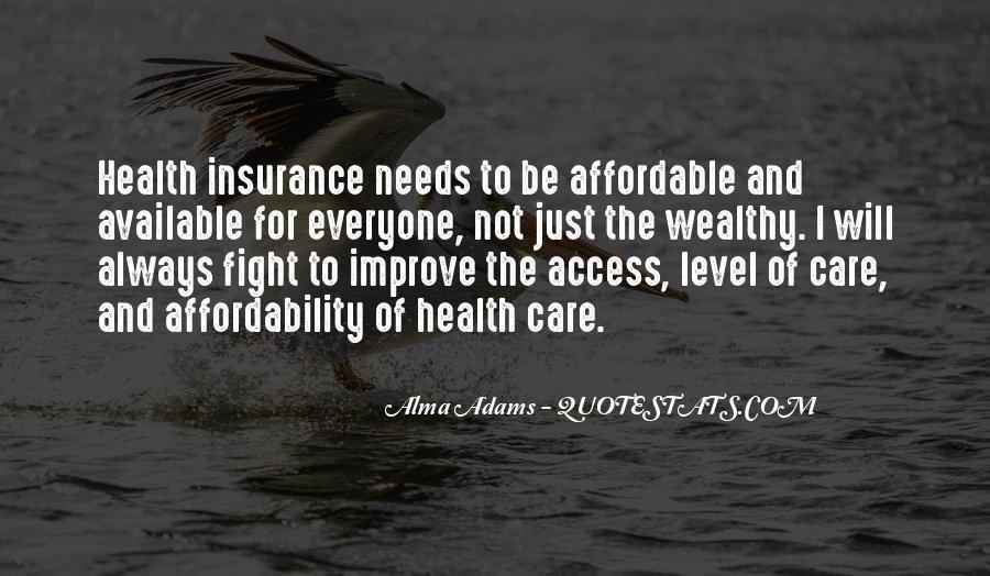 Alma Adams Quotes #912453