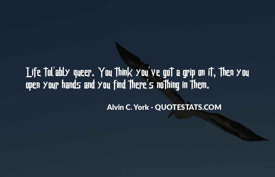 Alvin C. York Quotes #1600145