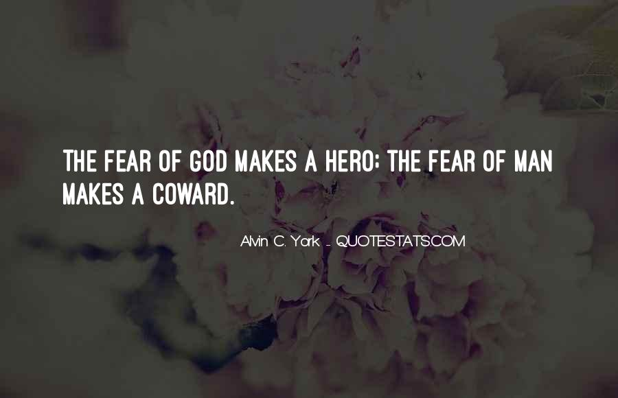 Alvin C. York Quotes #556007