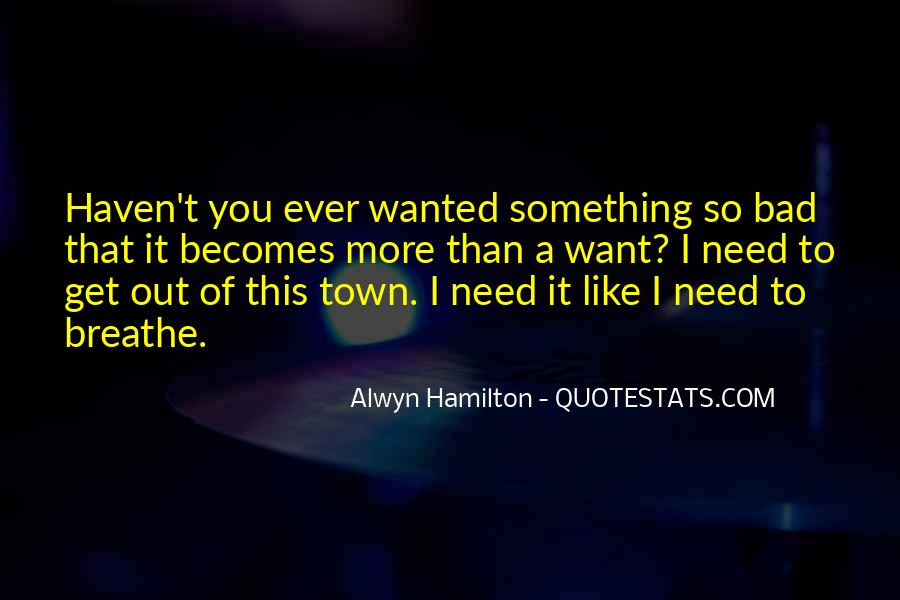 Alwyn Hamilton Quotes #1122226