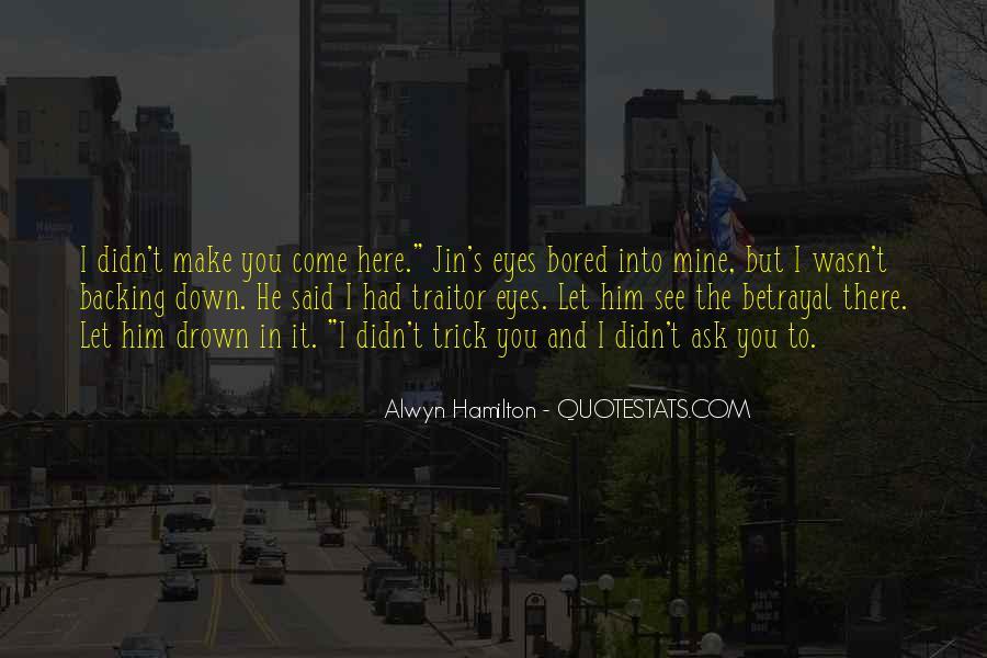 Alwyn Hamilton Quotes #1193864