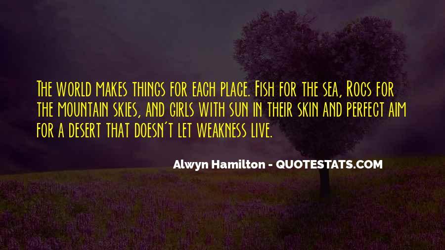 Alwyn Hamilton Quotes #1661324