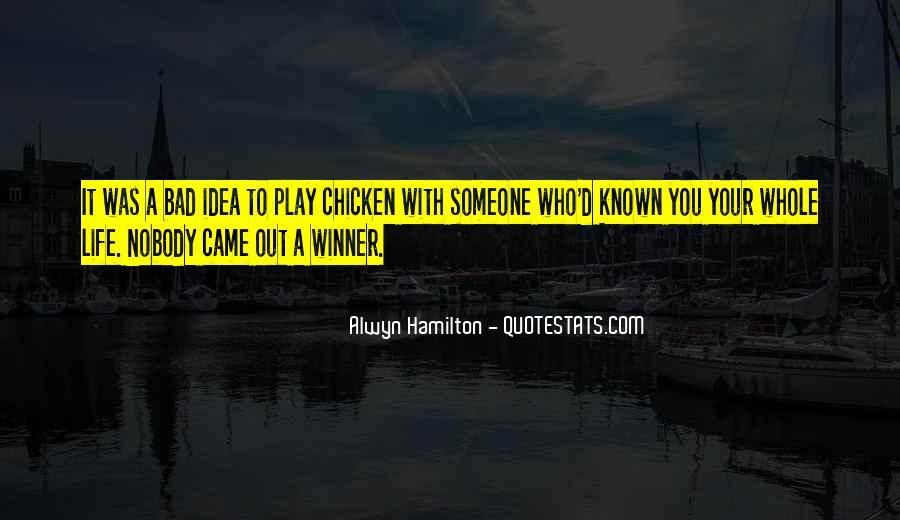 Alwyn Hamilton Quotes #181956