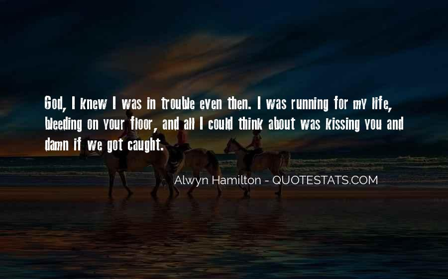 Alwyn Hamilton Quotes #309865