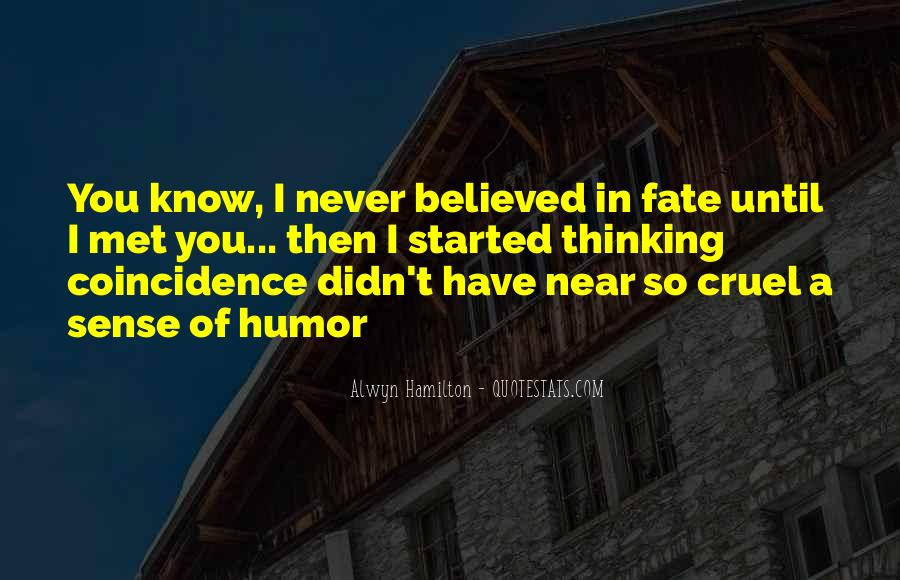 Alwyn Hamilton Quotes #412118