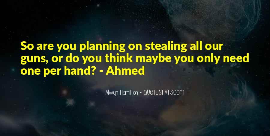 Alwyn Hamilton Quotes #517288