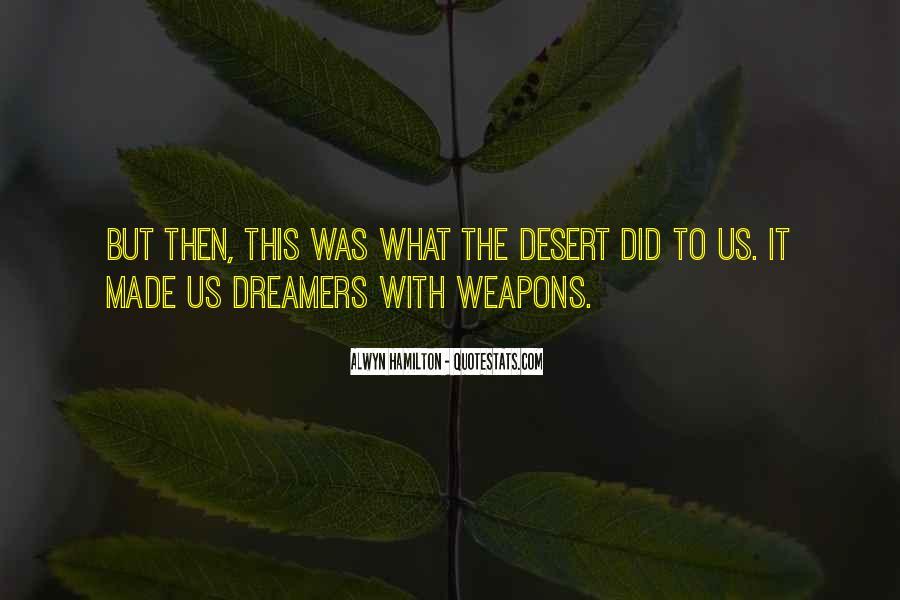 Alwyn Hamilton Quotes #749900