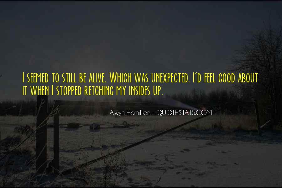 Alwyn Hamilton Quotes #81156