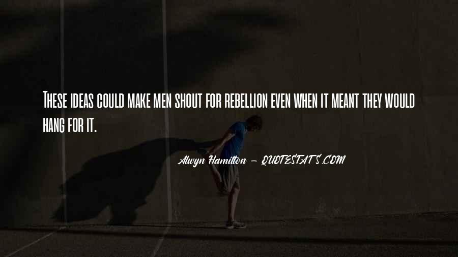 Alwyn Hamilton Quotes #896033
