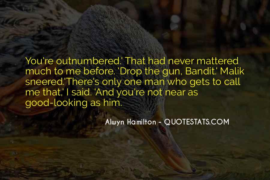 Alwyn Hamilton Quotes #89772