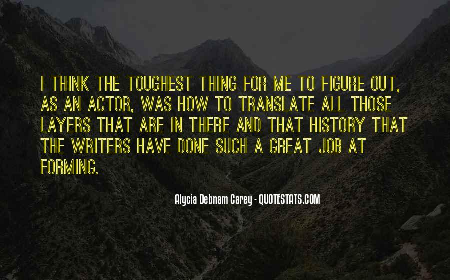 Alycia Debnam Carey Quotes #1764092