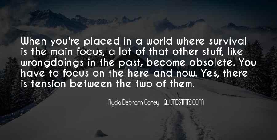 Alycia Debnam Carey Quotes #1800001