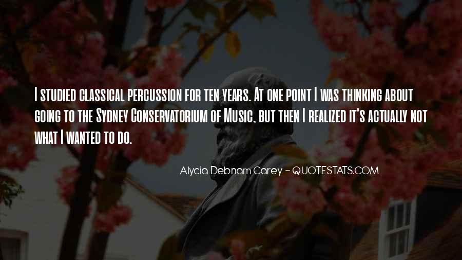 Alycia Debnam Carey Quotes #1825087