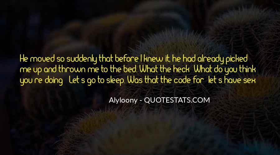 Alyloony Quotes #467549