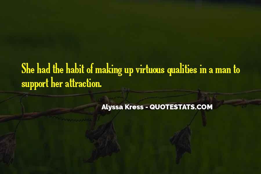 Alyssa Kress Quotes #815043
