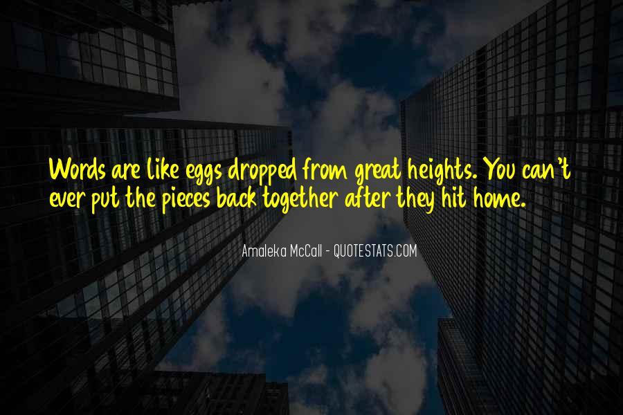 Amaleka McCall Quotes #271599