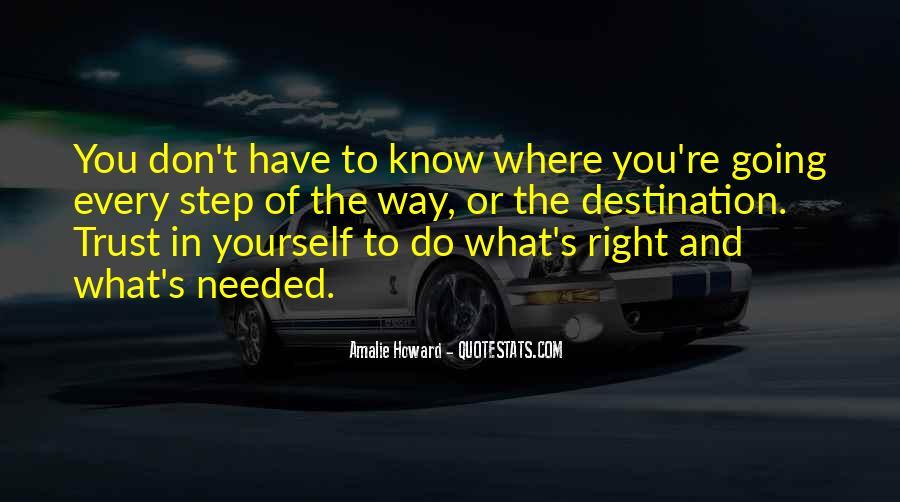 Amalie Howard Quotes #1120576