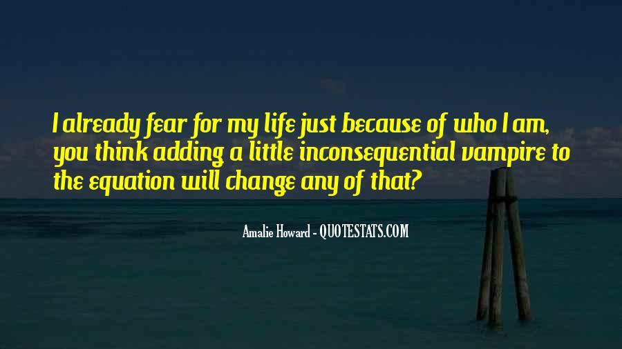 Amalie Howard Quotes #1544100
