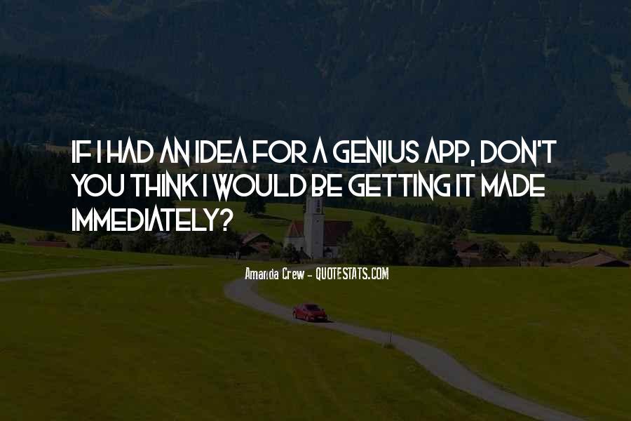 Amanda Crew Quotes #1201605