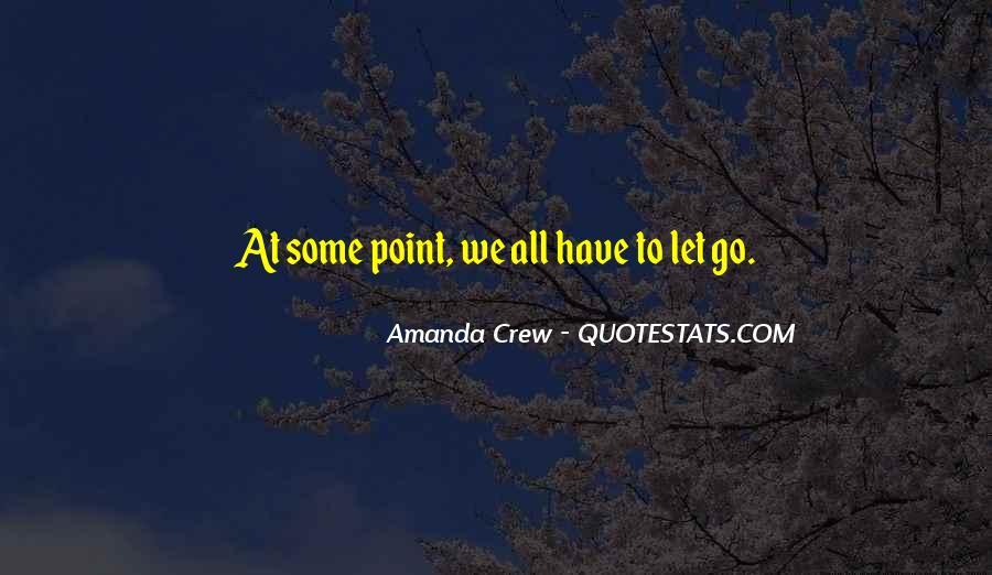 Amanda Crew Quotes #331668