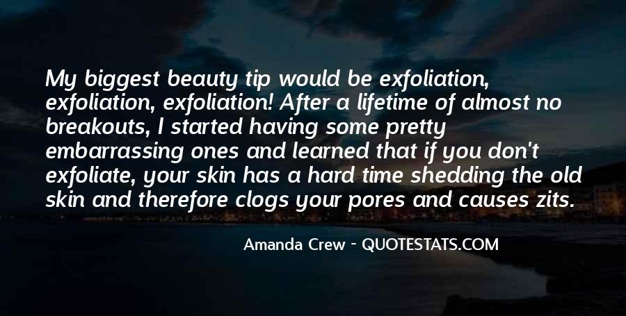 Amanda Crew Quotes #616225