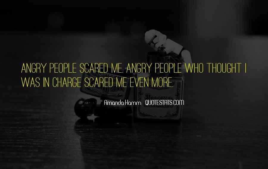 Amanda Hamm Quotes #1086366