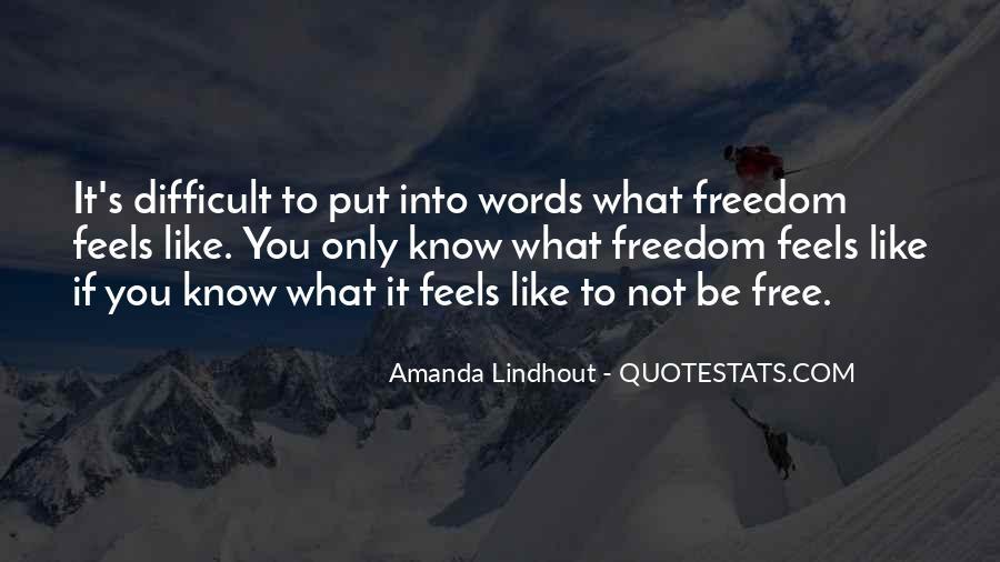 Amanda Lindhout Quotes #1255390