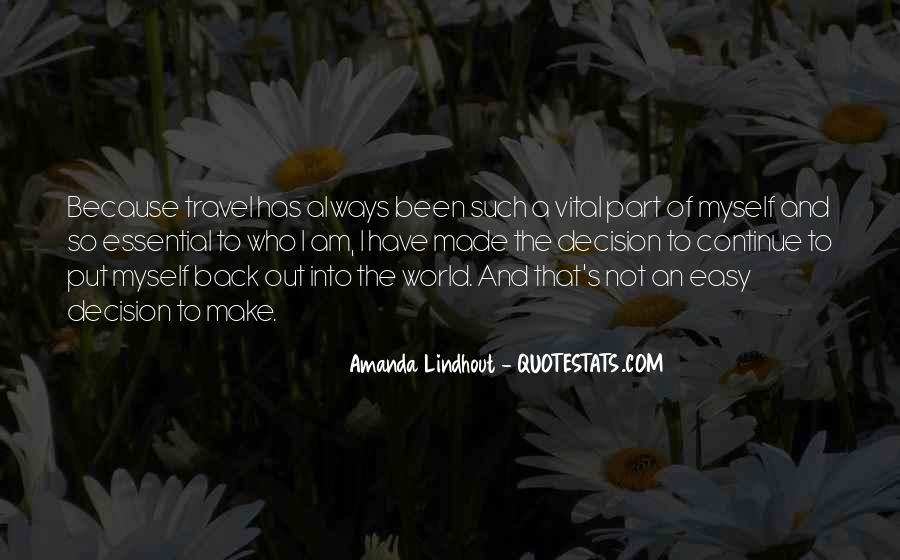 Amanda Lindhout Quotes #1381536