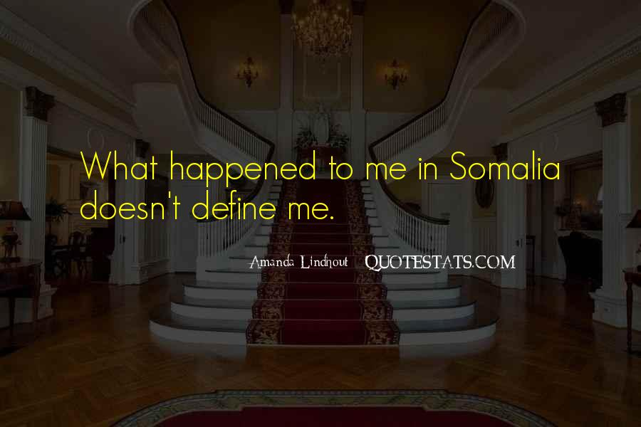 Amanda Lindhout Quotes #1681531