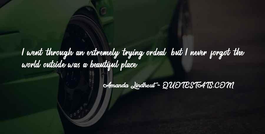 Amanda Lindhout Quotes #1807124