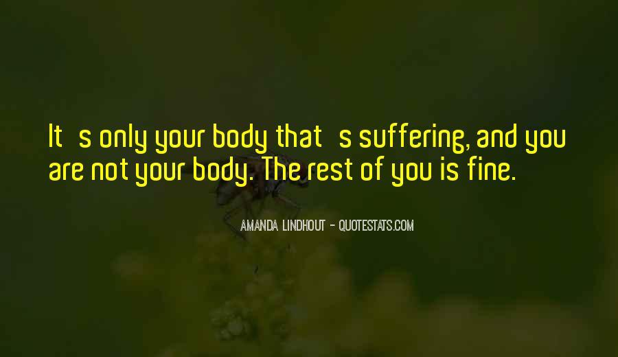 Amanda Lindhout Quotes #350823