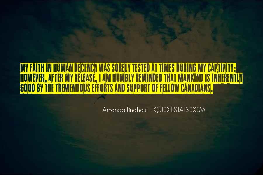 Amanda Lindhout Quotes #407077