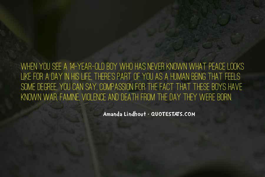 Amanda Lindhout Quotes #409007