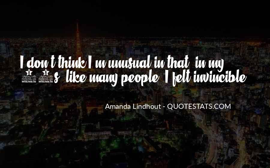 Amanda Lindhout Quotes #505118