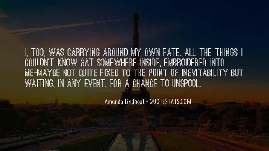 Amanda Lindhout Quotes #675562