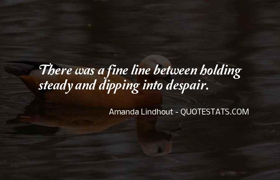 Amanda Lindhout Quotes #76314