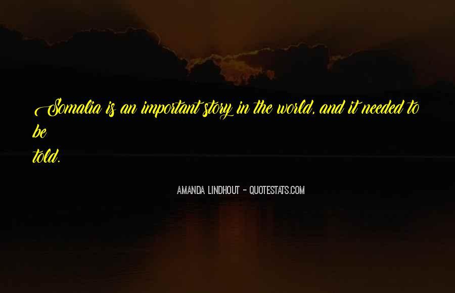 Amanda Lindhout Quotes #878617