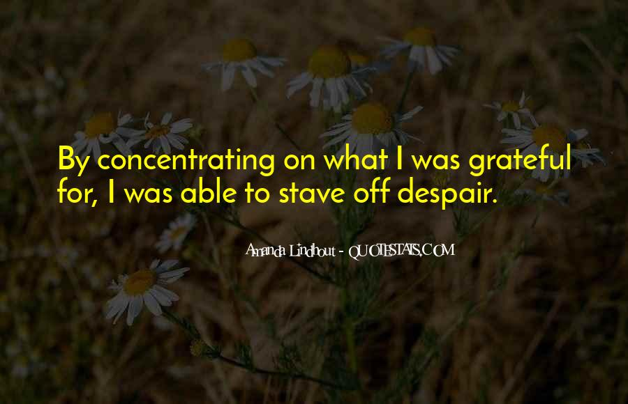 Amanda Lindhout Quotes #936261