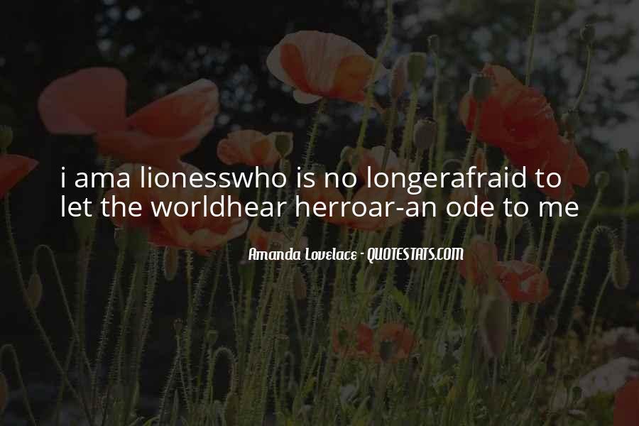 Amanda Lovelace Quotes #1110155