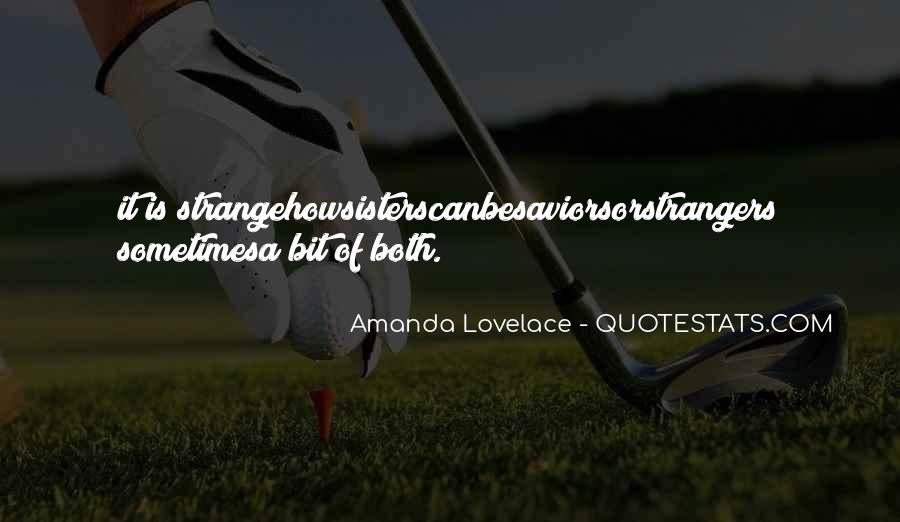 Amanda Lovelace Quotes #1282087